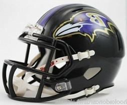 Baltimore Ravens NFL Speed Style Replica Mini Football Helme