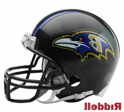 Baltimore Ravens Replica Mini Helmet w/ Z2B Face Mask