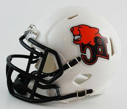 bc lions cfl speed mini football helmet