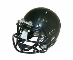 Black Blank Riddell Revolution SPEED Mini Football Helmet