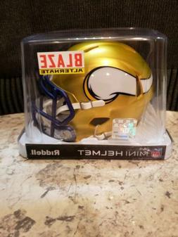 Riddell NFL  Blaze Minnesota Vikings Mini-helmet