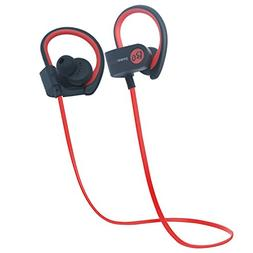 Bluetooth Headphones Wireless 4.1 Sports Earphones Waterproo