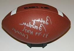 Bobby Bowden Signed Autographed Auto Nike All Field Football