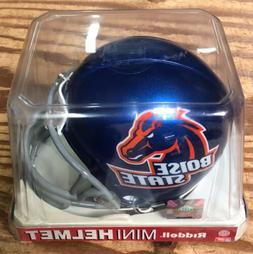 Boise State Broncos Riddell Mini Football Helmet VSR4