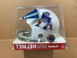 Riddell Boston Patriots 1965-1981 Throwback Replica Mini Hel