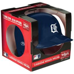 BRAND NEW DETROIT TIGERS RAWLINGS MINI REPLICA HELMET STAND