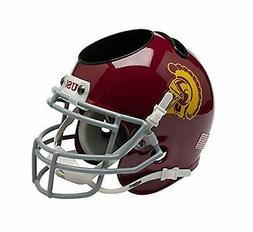Brand New NCAA USC Trojans Helmet Desk Caddy