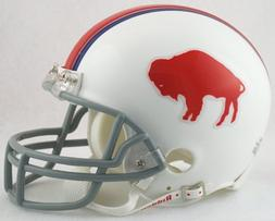Riddell Buffalo Bills AFL 50th Anniversary Replica Mini Helm