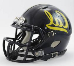 CALIFORNIA GOLDEN BEARS NCAA Riddell SPEED Authentic MINI Fo