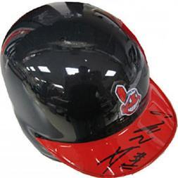 Carlos Santana Autographed/Signed Mini Helmet