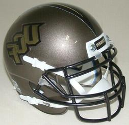 Central Florida UCF Knights Pewter Schutt Mini Authentic Hel