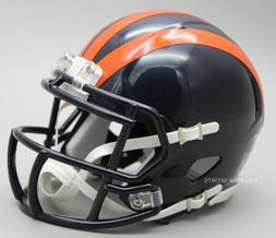 CHICAGO BEARS 1936 Tribute Riddell Speed Mini Helmet