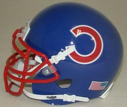 Schutt Chicago Cubs Mini Football Helmet