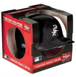 CHICAGO WHITE SOX RAWLINGS MINI BATTING BASEBALL HELMET WITH