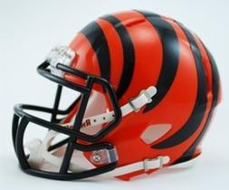 Cincinnati Bengals NFL Speed Style Replica Mini Football Hel
