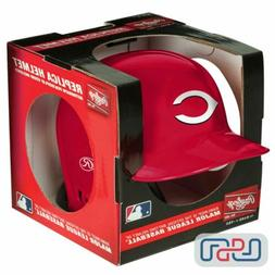 Cincinnati Reds Rawlings Mini MLB Baseball Batting Helmet