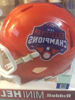 Clemson Tigers CFP 2018 National Champions Revolution Speed
