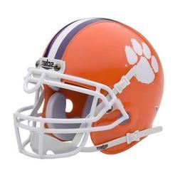 Clemson Tigers Mini Helmet by Schutt - Orange