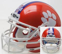 Schutt CLEMSON TIGERS NCAA XP Authentic MINI Football Helmet