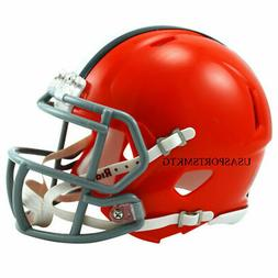 Cleveland Browns Riddell NFL Mini Speed Replica Football Hel
