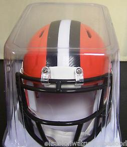 Cleveland Browns Speed Mini Helmet Replica NFL - New Style 2