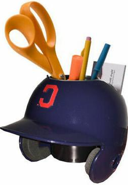 Cleveland Indians MLB Mini Helmet Desk Caddy