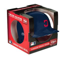 Cleveland Indians MLB Rawlings Replica MLB Baseball Mini Hel
