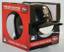 COLORADO ROCKIES - Rawlings Mini Batters Helmet w/ stand