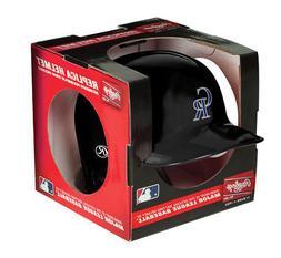 Colorado Rockies MLB Rawlings Replica MLB Baseball Mini Helm