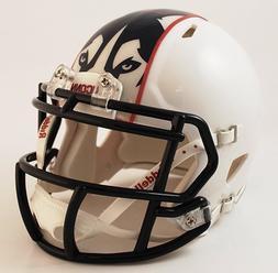 Connecticut Huskies NCAA Mini SPEED Helmet by Riddell - WHIT