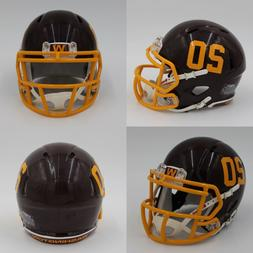 Custom Washington Football Team Riddell Speed Mini Helmet AN