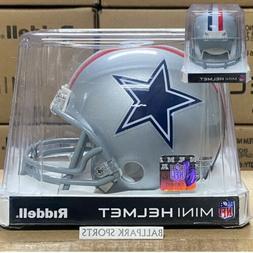 DALLAS COWBOYS  Riddell VSR4 Mini Helmet