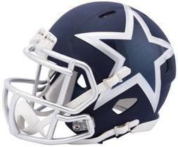 Dallas Cowboys Amp Alternate Riddell Speed Mini Helmet New i