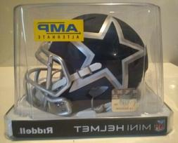 DALLAS COWBOYS NFL Riddell AMP Alternate Speed Mini Football