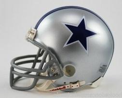 Dallas Cowboys NFL VSR4 1964-1966 Throwback Mini Helmet Repl