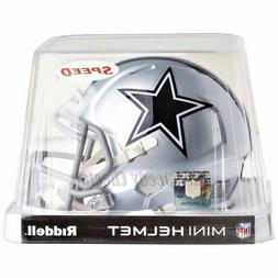 DALLAS COWBOYS RIDDELL NFL MINI SPEED FOOTBALL HELMET