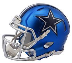 Dallas Cowboys Riddell Speed Mini Helmet - Blaze Alternate