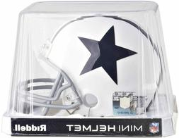 Riddell Dallas Cowboys White Official Replica Mini Helmet