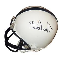 Dan Connor Autographed Penn State Nittany Lions Mini Helmet