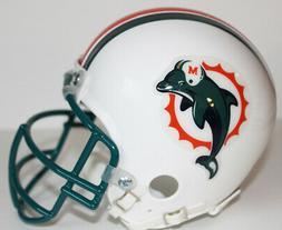 Dan Marino Miami Dolphins 1997 - 2012 Riddell Custom Mini He