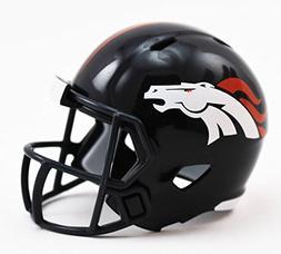DENVER BRONCOS NFL Riddell Speed POCKET PRO MICRO / POCKET-S