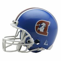 Denver Broncos 1962-1965 Riddell Throwback Replica Mini Foot