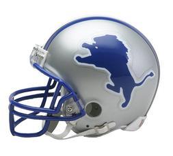 Detroit Lions 1983-2002 Throwback NFL Riddell Replica Mini H