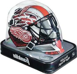 Detroit Red Wings Unsigned Franklin Sports Replica Mini Goal