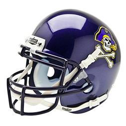 East Carolina Pirates NCAA Authentic Mini 1/4 Size Helmet