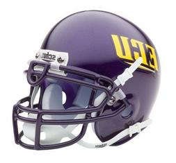 East Carolina Pirates NCAA Mini Authentic Football Helmet Fr
