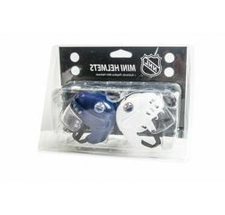 Edmonton Oilers Kloz NHL Hockey Mini Helmets Authentic Repli