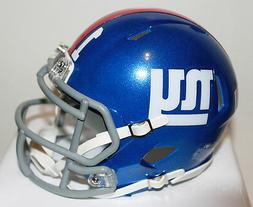 Eli Manning New New York Giants Speed Riddell Custom Mini He
