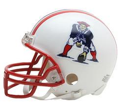 New England Patriots 1965-81 Replica Throwback Mini-Helmet