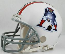 Riddell New England Patriots 65-81 VSR4 Mini Football Helmet
